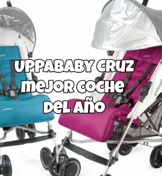 UPPAbaby Cruz mejor coche del año