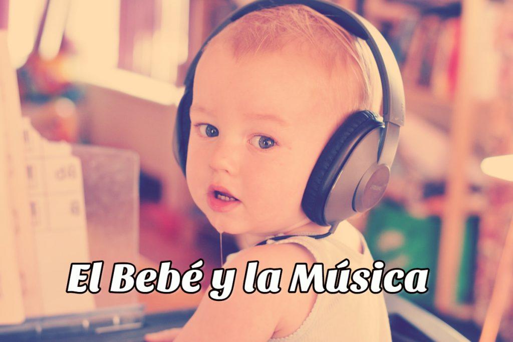 los bebes y la musica