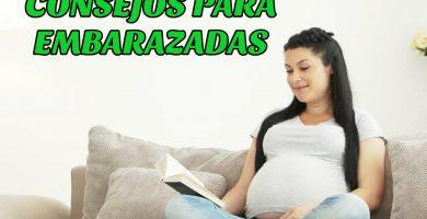 consejos para embarazadas