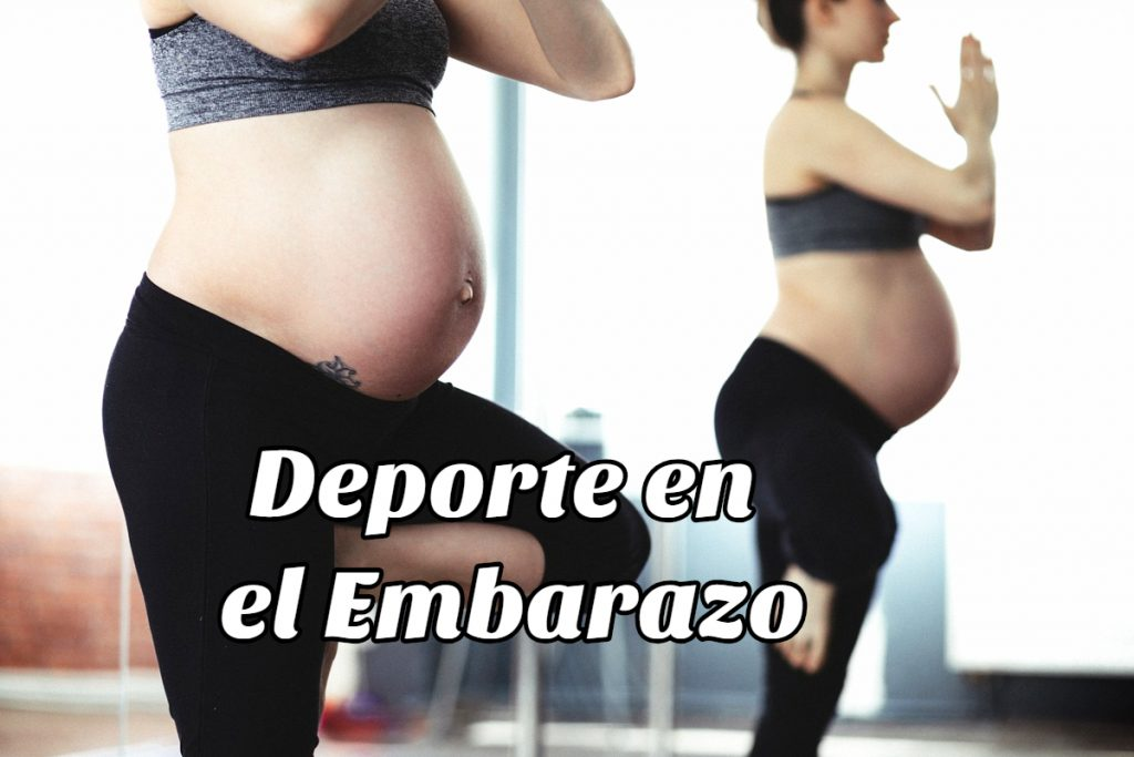 deporte en embarazo