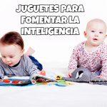 juguetes para inteligencia infantil