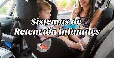 sistema de retencion infantil en coches